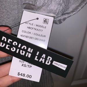 Design Lab Lord & Taylor Tops - NEW Design Lab Shirt